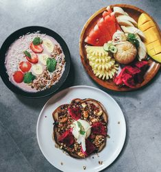 Bali Breakfast Guide 2018: <br /> Das beste Frühstück in Seminyak, Canggu und Uluwatu