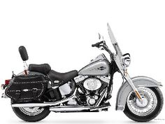 #motorcycles  Harley-Davidson FLSTCI Heritage Softail Classic 2005 ...