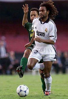 ..._Christian Karembeu. Real Madrid