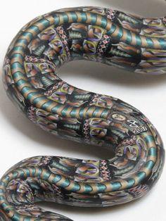 Jon Anderson Fimo Creations Snake 2007 | eBay