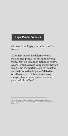 New Reminder, Reminder Quotes, Doa Islam, Islam Quran, Alhamdulillah, Hadith, Islamic Inspirational Quotes, Islamic Quotes, Quran Quotes