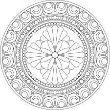 Mandala décoration #mandala #mandalas #coloriage