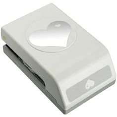 Slim Paper Punch Large-Heart In Heart