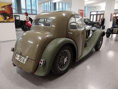 MG Midget J2 Coachbuilt by O. Uhlik