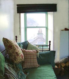 Bankhead House living room
