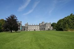 We wanted to take a swing at golf - Kilkenny Castle