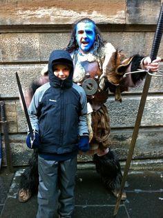Navidad en Edimburgo con niños
