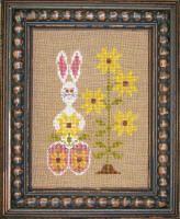 Sunflower Bunny - Designer The Sunflower Seed