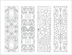 Your fun is just beginning with these downloadable bookmarks. Ready for you to color and give away or keep for yourself. These make great gifts,