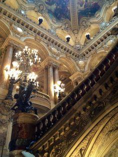 Opera Garnier, Paris // Must go here someday Paris France, Francia Paris, Paris 3, I Love Paris, Paris Travel, France Travel, Charles Garnier, Monuments, Paris Opera House