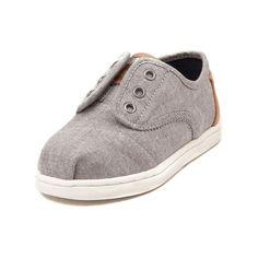 Toddler TOMS Cordones Casual Shoe