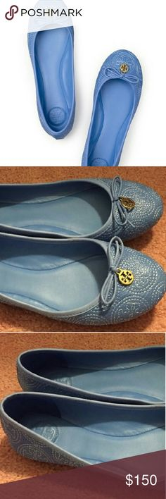 Tori Burch Chelsea Stitched Ballet Flats Like new Tori Burch Chelsea Stitched Ballet Flats Tory Burch Shoes Flats & Loafers