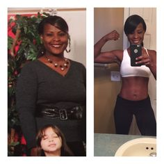 f96c93744a Great Zumba success story! Read before and after fitness transformation  stories from women and men