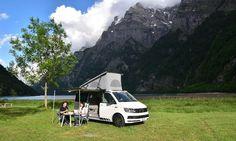Im Kult-Camper Richtung Freiheit - News Reisen: Nahziele - tagesanzeiger.ch