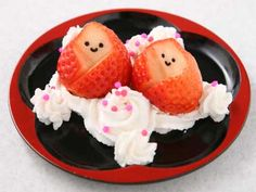 Chantilly e Strawberry