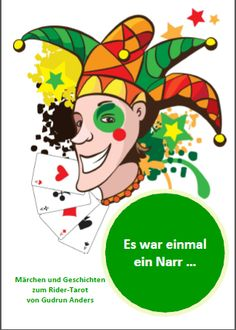 Es war einmal ein Narr (neu) Tarot, Gudrun, Apps, Pikachu, Fictional Characters, Kobo, Free, Products, Once Upon A Time