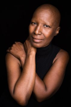 These Inspiring Portraits Capture The Emotional Fight Against Cancer