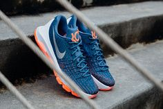 "Nike KD 8 ""Ocean Fog"" (Detailed Pics) - EU Kicks: Sneaker Magazine"
