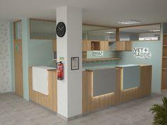 Projeto de consultoria para clínica veterinária Vet + Saúde.