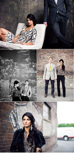 Editorial Style Engagement Session