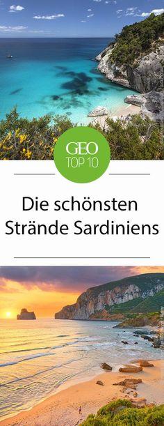 Sardiniens Strände zählen zu den paradiesischsten in ganz Europa. Karibisch-weißer Sand, versteckte Buchten und unwirkliche Felsformationen prägen die Küste der Insel. In unserer Top-Ten zeigen wir Ihnen die Schönsten der Schönen