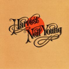 Neil Young – Harvest LP 1972