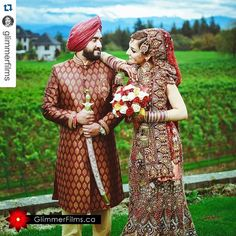 awesome vancouver wedding #Repost @glimmerfilms Raj & Jasdil at their gorgeous photoshoot location #glimmerfilms #wedding #indianbride #indianwedding #weddingphotography #indianweddingvideo #glimmer #sikhweddings #candid #photography #vancity #weddingcinema  #vancouverwedding