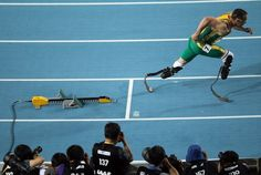 Oscar Pistorius, the double-amputee runner who won a court battle to run against able-bodied athletes in international competitions, will compete in the 400 meters at the upcoming London Olympics