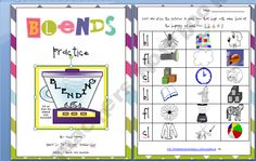 teaching blends
