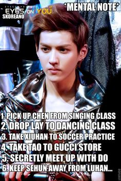 """Father Kris and his """"To-Do"""" List xD - This is great xD // im crying"""