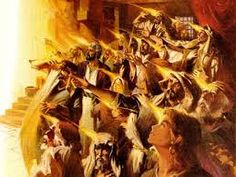 Image result for holy spirit fire