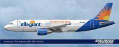 Allegiant Air Airbus A320-214 N219NV