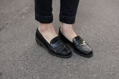 Where can I find loafers like this?