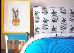 Pineapples.  ilovelinen Instagram