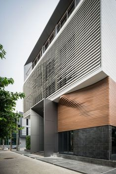 Details of the modern building #architectureoffice