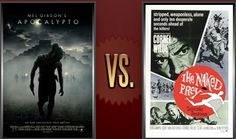 Matchup of the Day: Apocalypto vs. The Naked Prey - http://www.flickchart.com/blog/matchup-of-the-day-apocalypto-vs-the-naked-prey/