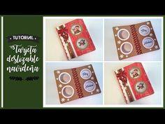 ¡Primeras tarjetas navideñas de este año!          ~          Lluna Nova Scrap
