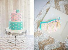 Gender Reveal Cake Surprise!