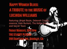Bird in the Tree: Happy Women Blues: A Tribute to the Music of Lucin...