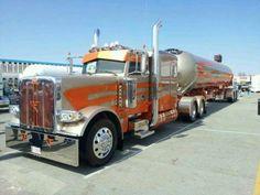 Peterbilt 389 Tanker  ★。☆。JpM ENTERTAINMENT ☆。★。