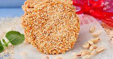 Ciasteczka sezamowe z orzeszkami ziemnymi Grains, Food And Drink, Rice, Sugar, Recipes, Bakken, Ripped Recipes, Seeds, Korn