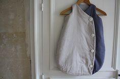 homemade sleep sack