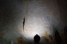 @NatGeo Archaeologists found indigenous and European art in the caves of Mona Island.  Spanish names, Christian symbols discovered on Caribbean island visited by Columbus in 1494.