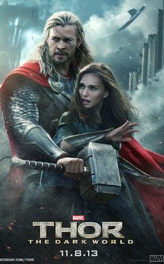 Thor. saw it and loved it!