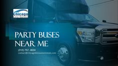 Party Bus Rental, Limo, Ps, Chicago, Positivity, Photo Manipulation, Optimism