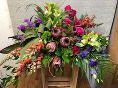 Casket Flowers, Grave Flowers, Cemetery Flowers, Funeral Flowers, Funeral Caskets, Funeral Sprays, Casket Sprays, Funeral Flower Arrangements, Flower Bar