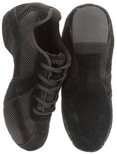 Schuhe & Handtaschen, Schuhe, Damen, Sneaker & Sportschuhe, Sport- & Outdoorschuhe, Tanzschuhe Sneakers Mode, Sneakers Fashion, All Black Sneakers, Street Dance, Flip Flops, Hip Hop, Baby Shoes, Footwear, Ballet
