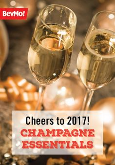 There's nothing like ringing in the new year with bubbly! Check out the collection of sweet, dry, and fruity champagne and sparkling wine from BevMo! for some much-needed New Year's Eve party inspiration.