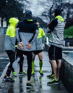 Brilla en la obscuridad, Nike Flash Pack Nike fitness fashion