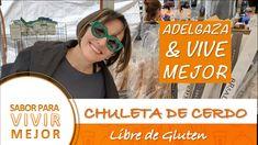 CHULETAS DE CERDO SIN GLUTEN | ESPECIAL DEL FIN DE SEMANA